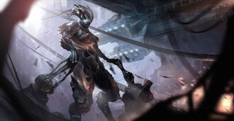 Ravager cover environment core book-0