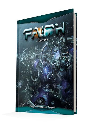 Faith Sci Fi RPG Sourcebook Tiantang