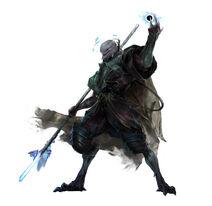 Yinshen Shi Warrior