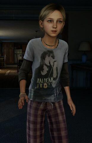 File:The Last of Us™ Sarah by ArielFireGuns.jpg