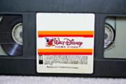 Disney VHS tape 1981 (reconstructed) template