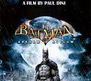 Batman: Arkham Asylum (2013)