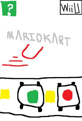 File:Mario Kart U Beta Boxart.png
