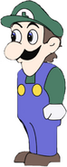 Weegee lost his arm