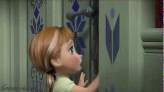 ¿Y si hacemos un muñeco? - Disney Frozen LATINO HD