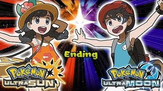 Pokemon UltraSun & UltraMoon - Ending Music (HQ)