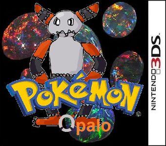 Pokemon opalo