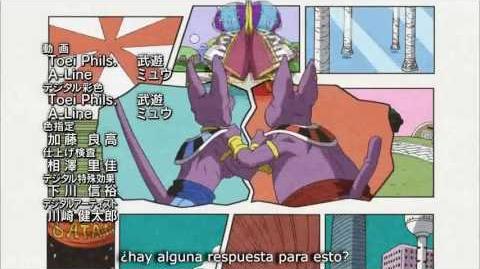 Dragon ball super Ending 7 Sub español HD