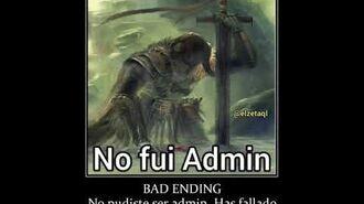 No fui admin-1