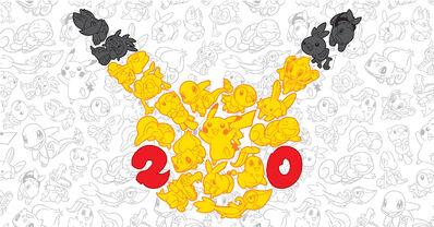 Pokémon 20 años