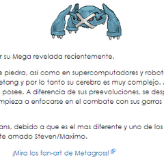 Metagross, semana 4 de julio