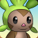Cara MM 3D de Chespin