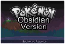 Obsidian Title
