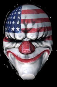 Dallas mask pristine