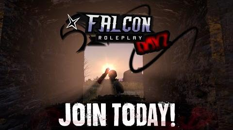 Falcon DayZRP - Cinematic Trailer JOIN TODAY!