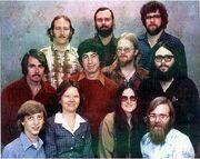 Forsaken group photo