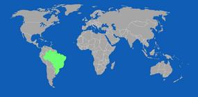 Map Brasil