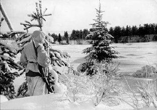 Winter war picture