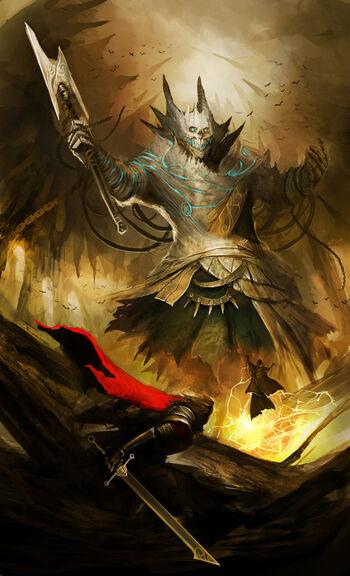 Osi'koan, He of Stone
