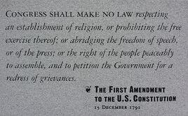 First Amendment by euthman