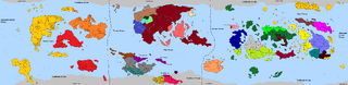 The World in 518AER