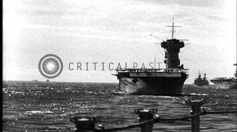 Naval Exercises underway