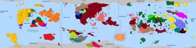 HDFRF - World Map 557