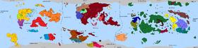 The World after the World War - 496AER