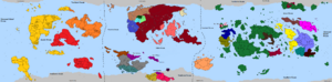 The World in 516