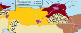 World War - Port Anderson