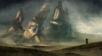 Lords of the fallen hand of fallen god concept by noiprox-d4yn7wy