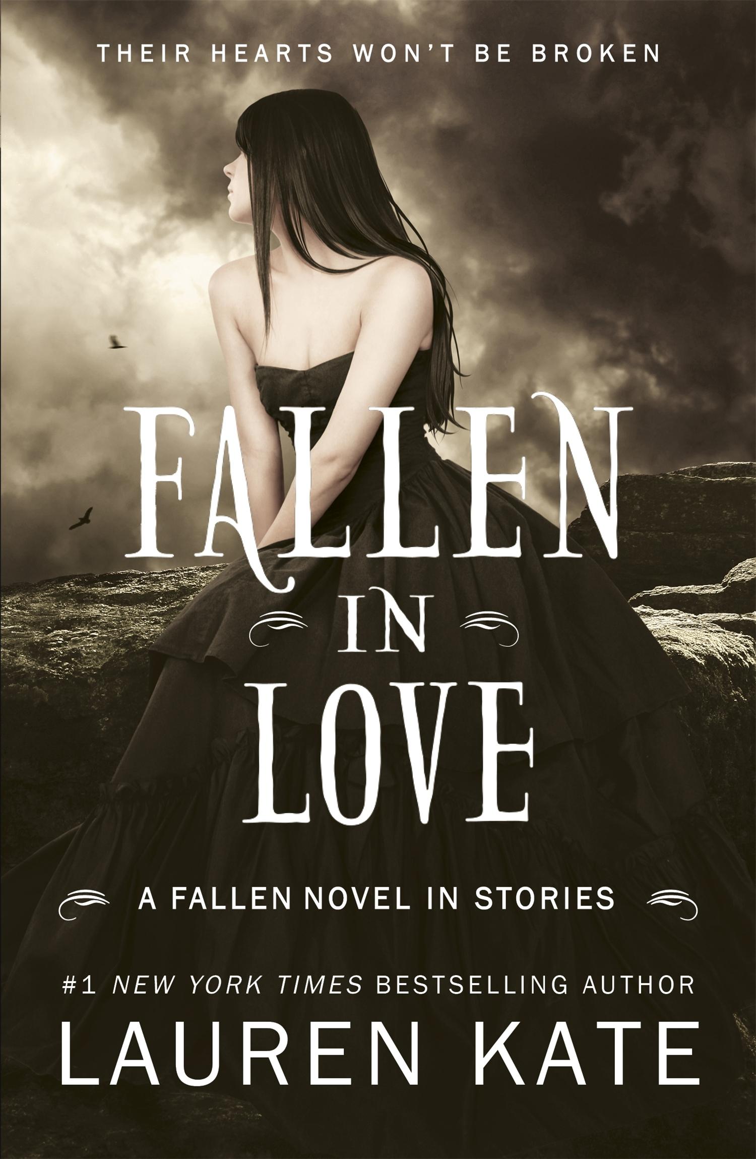2nd edition Fallen in Love Lauren