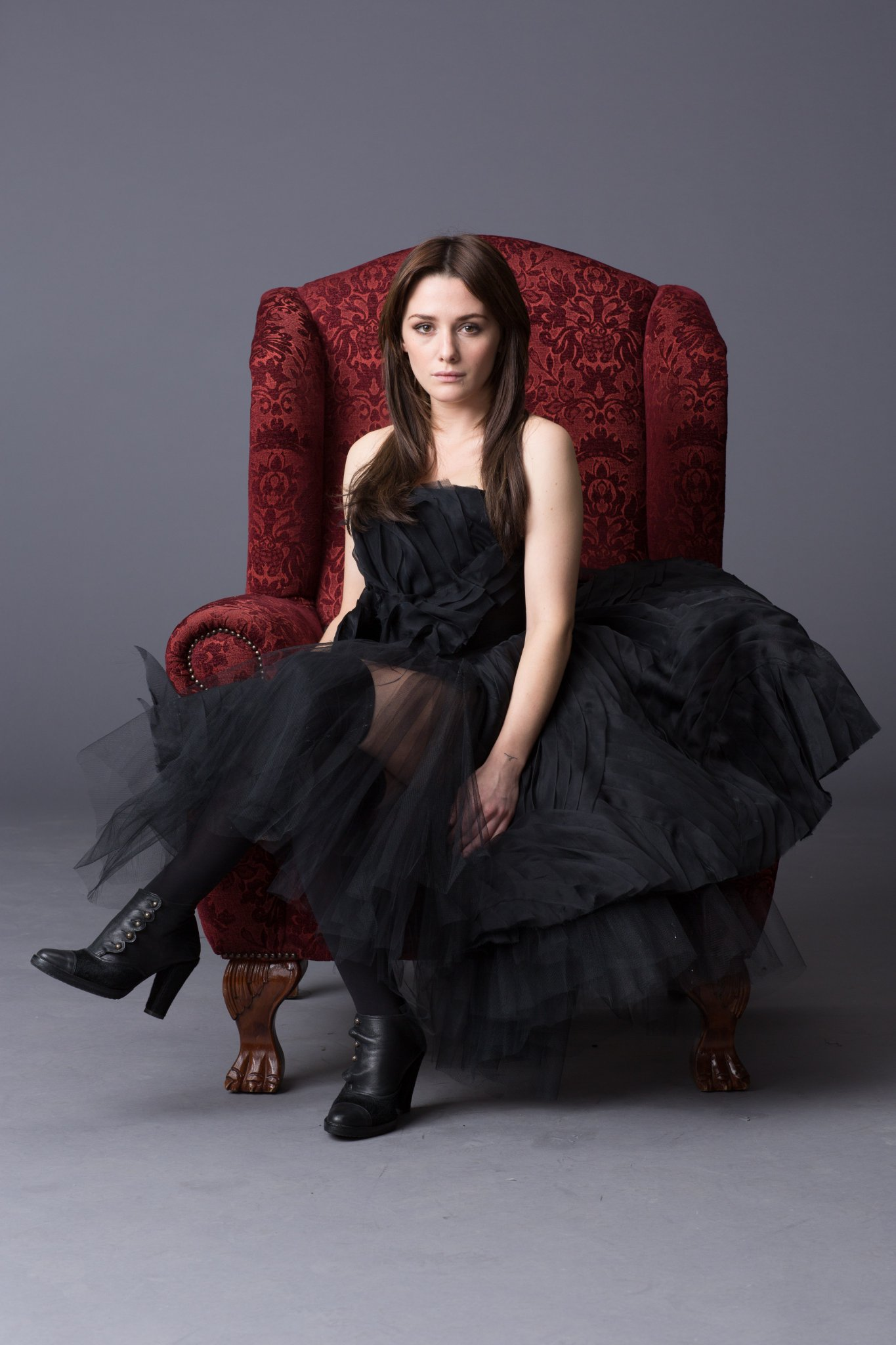 Image result for Addison Timlin in the movie Fallen (2016)