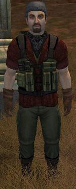 Sergeant Benson