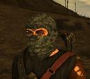 Bandit Ski Mask