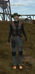 Ranger Nevers