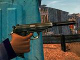 Scene Stealer Pistol
