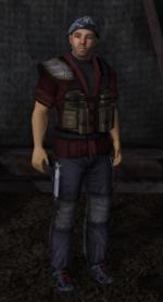 NPC Staff Commander Gabriel Archer