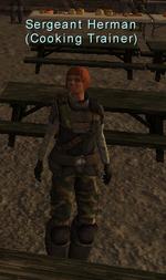 Sergeant Herman