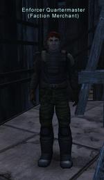 Tinkersdam Enforcer Quartermaster