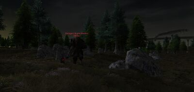 Super soldier sighting