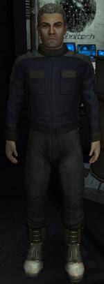 NPC Graham