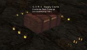 GORE supply cache