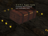 Node: G.O.R.E. Supply Cache