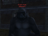 Enemy: Giant Ape