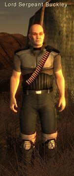 Lord Sergeant Buckley