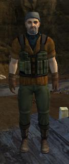 NPC Ragin Fincher