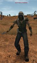 Survivalist Foreman