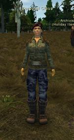 Corporal Claus D