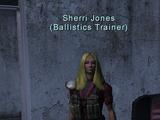 Ballistics: Sherri Jones